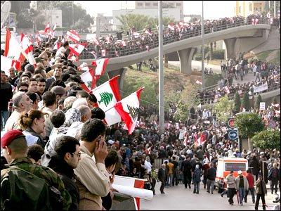 مظاهرات-في-لبنان-أرشيفية