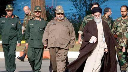 Khamenei - IRGC