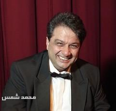 محمد شمس موسيقديدان و آهنگساز عضو شوراي ملي مقاومت
