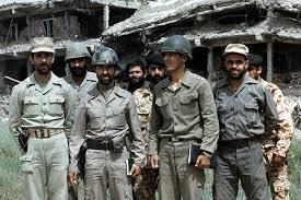 همراه با صياد شيرازي در جبهه هاي جنگ ضد ميهني