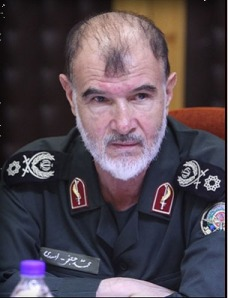 ASADI-commander of IRGC in Syria-
