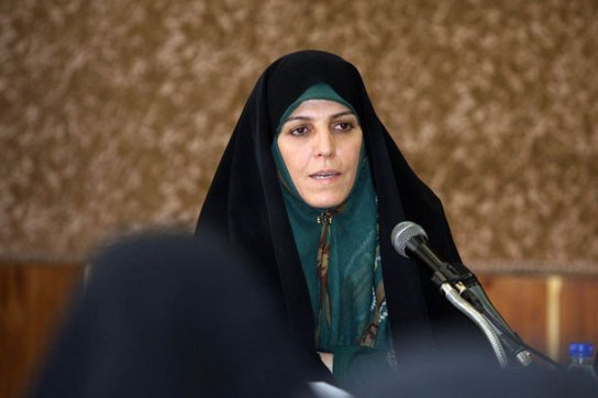 Shahindokht Molaverdi, Rouhani's Deputy in Women and Family Affairs