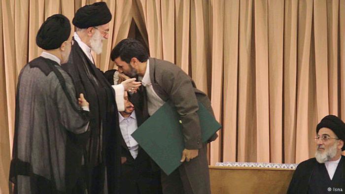 خامنه-ای-و-احمدی-نژاد