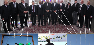 18 executions across Iran as MEPs visit Tehran